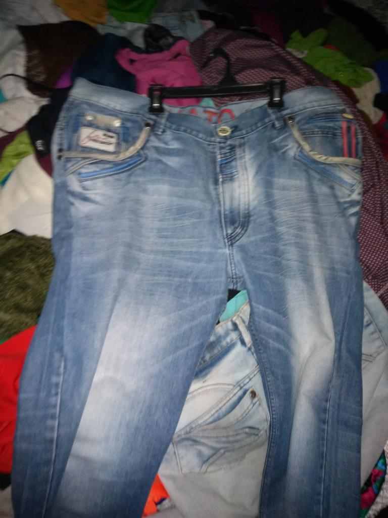 Jeans de Hombre Usados Excelente Estado