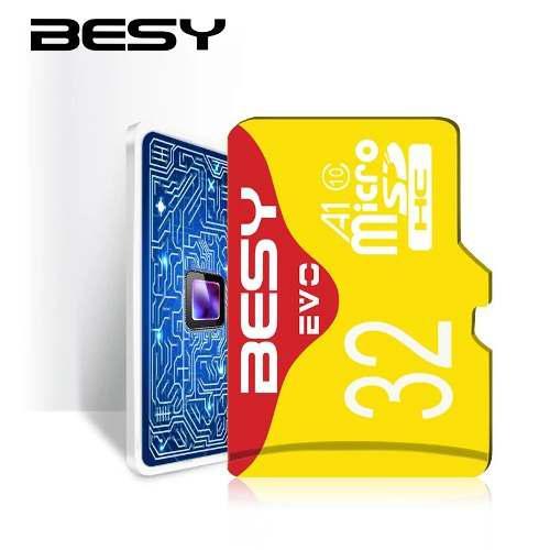 Memoria Micro Sd 32gb Clase10 Adaptador Y Obsequio