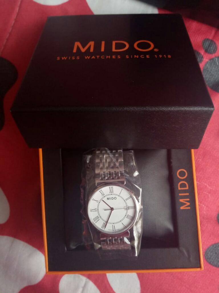 Se Vende Reloj 100 Original Marca Mido