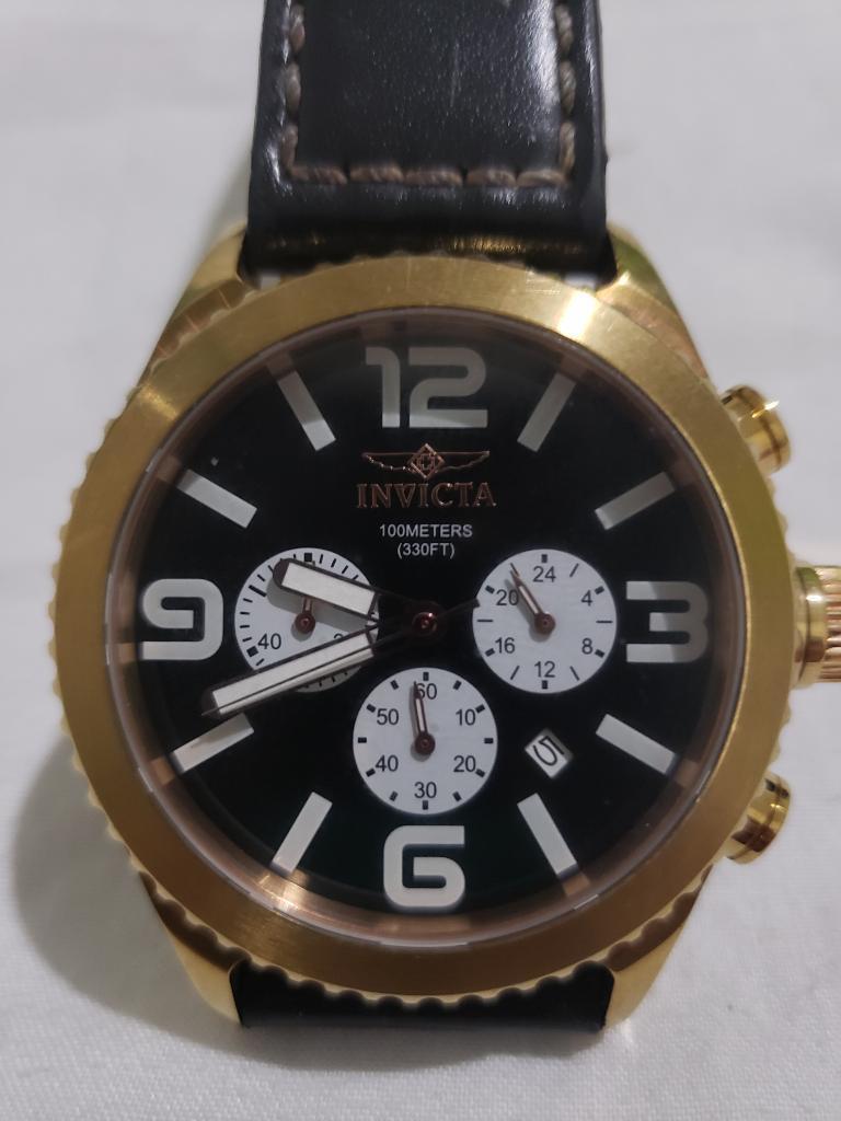 Vendo Reloj Invicta Original Mod.