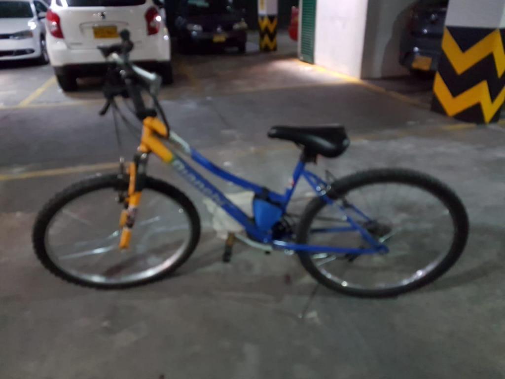 Bicicleta Bianchi original todo terreno
