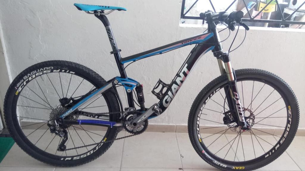 Bicicleta Giant Trance Rin 27,5 Talla M