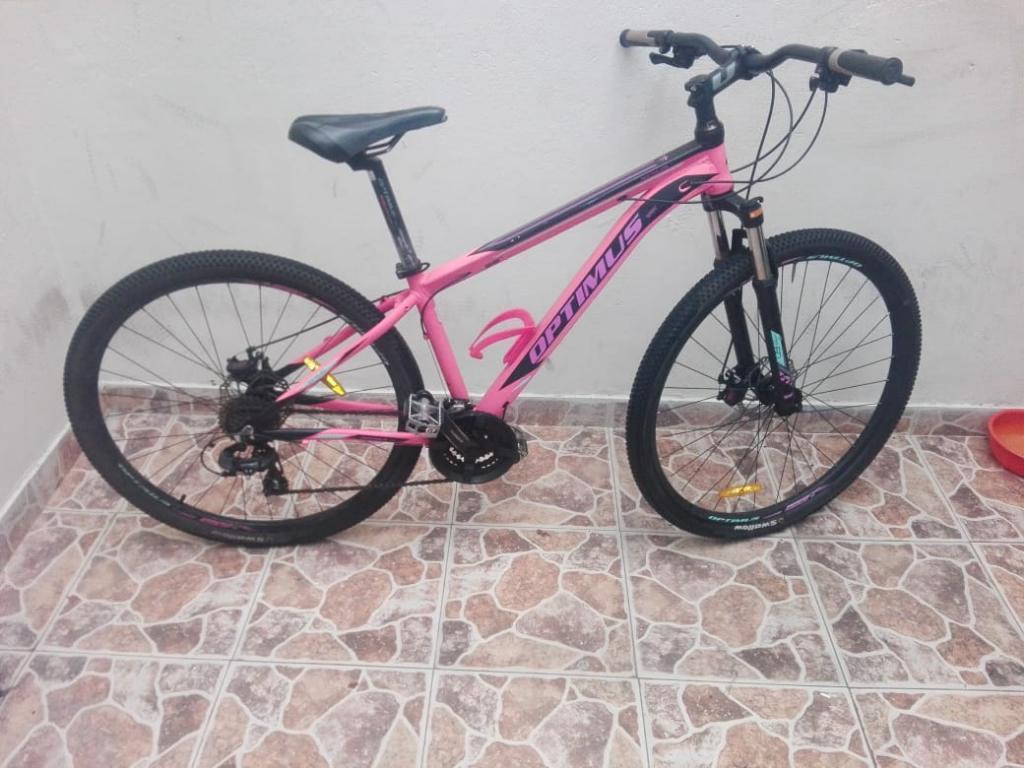 Bicicleta Optimus Sirius 8v