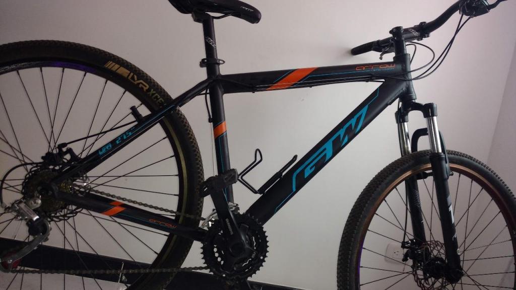 Bicicleta Todoterreno Mtb Gw Arrow Revolutions