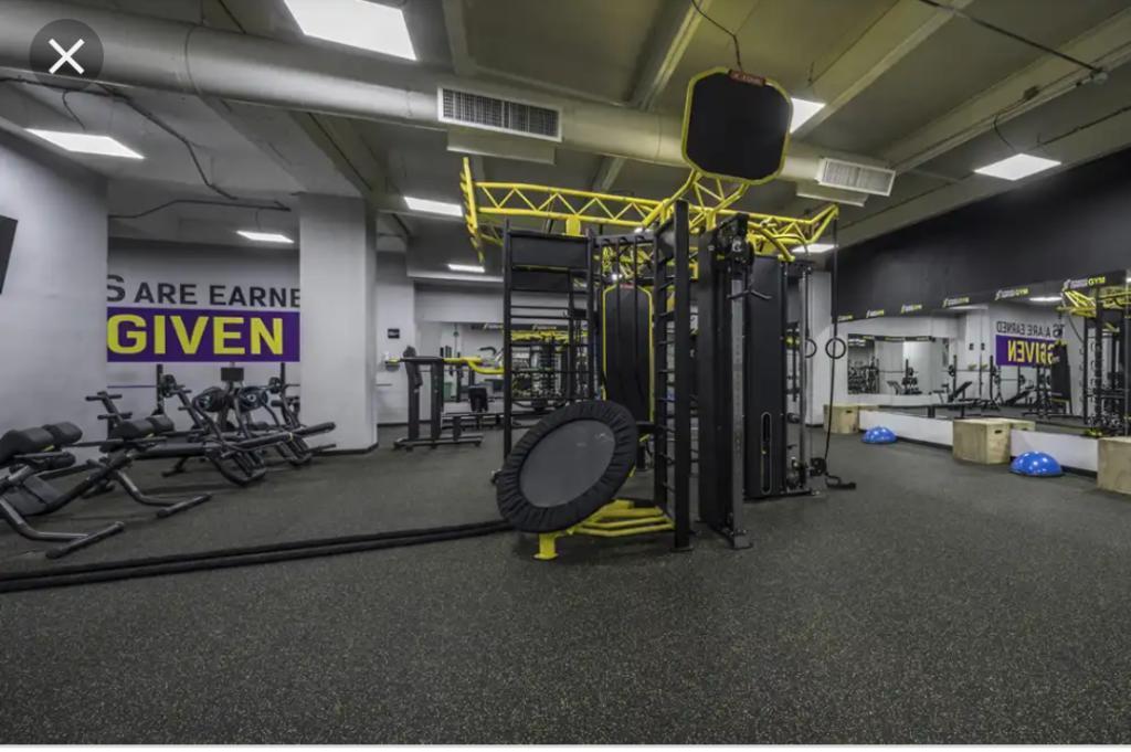 Membresia Gym Spinning Center 335 Dias