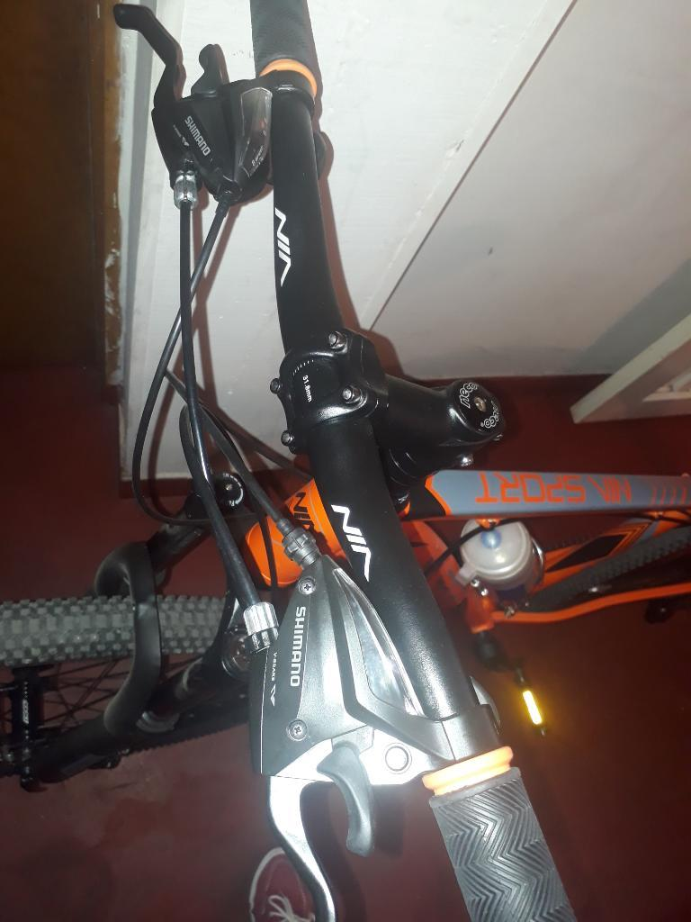 Nia Sport en Aluminio Rin 29 de 24 Cambi