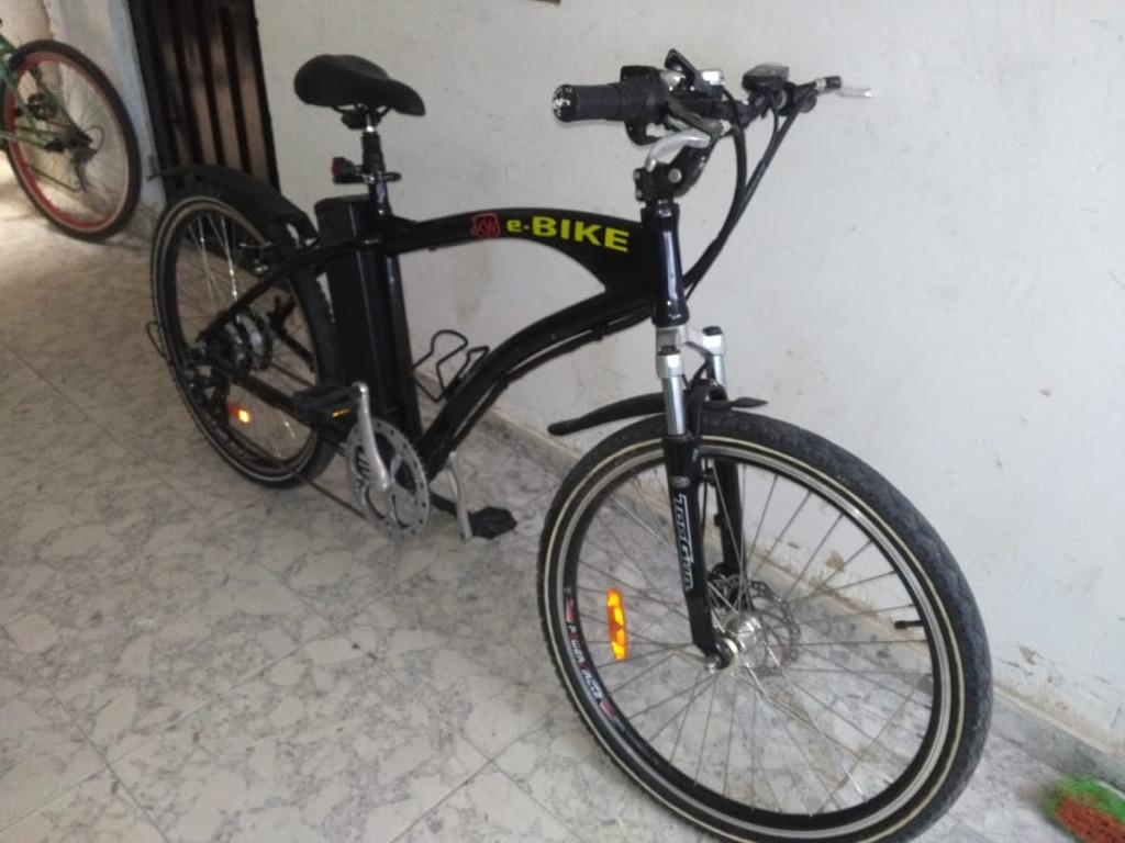 Se Vende Bicicleta Eléctrica marco en aluminio