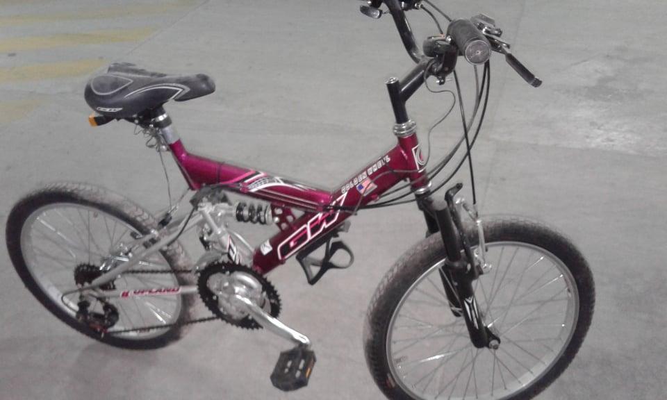 Se vende Bicicleta de niña!!!