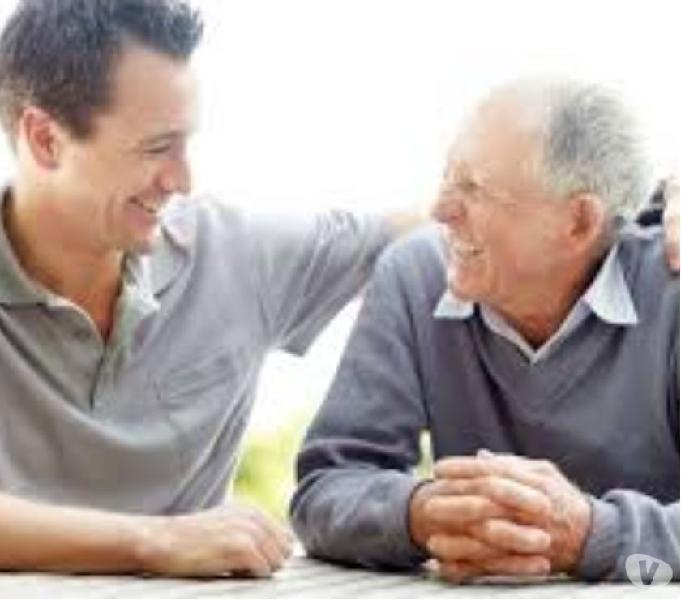 Soy cuidador del adulto mayor y personas con limitaciones.
