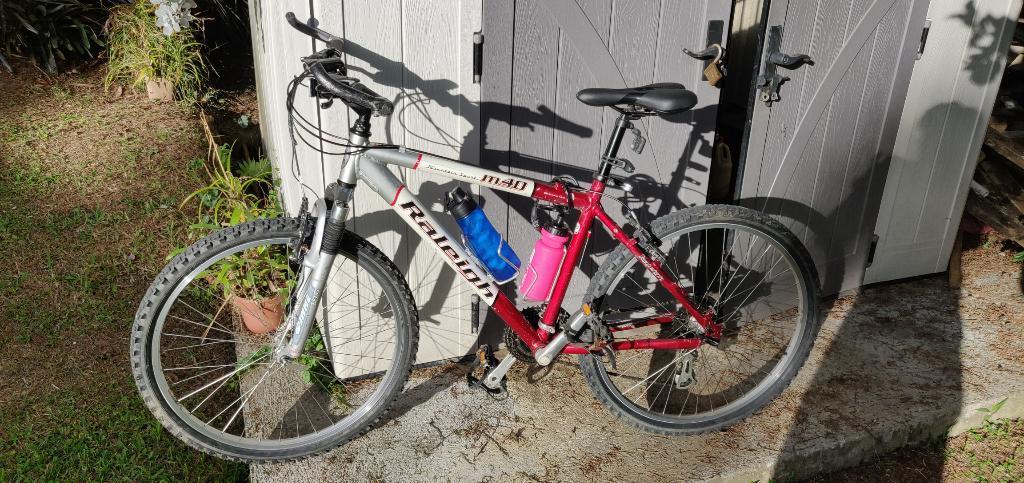 Vendo Bicicleta Raleigh Rin 27.5