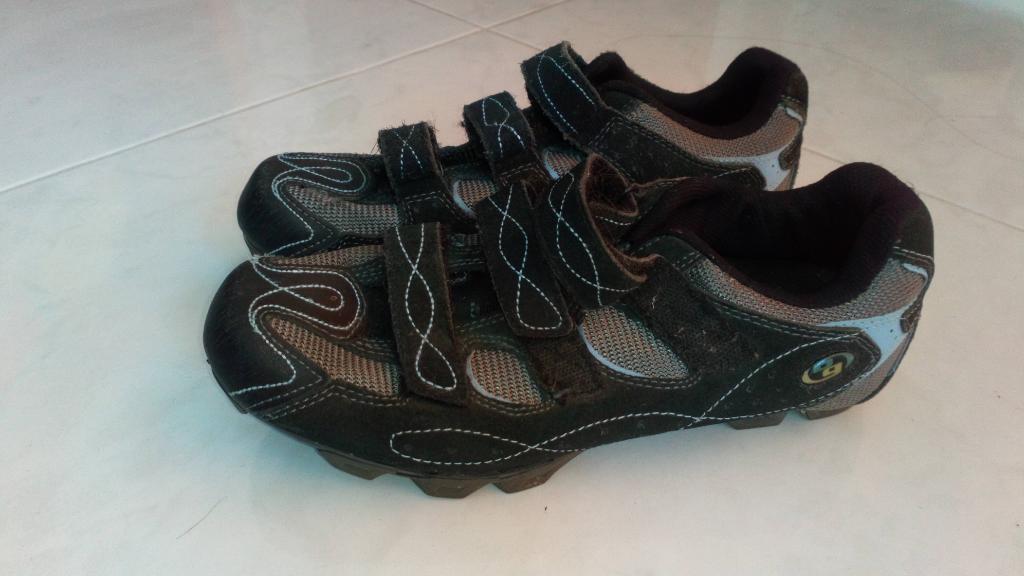 Zapatos de Ciclismo Talla 38