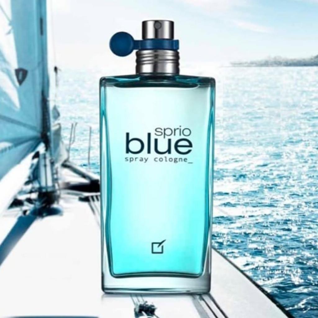 Colonia Sprio Blue 90 Ml