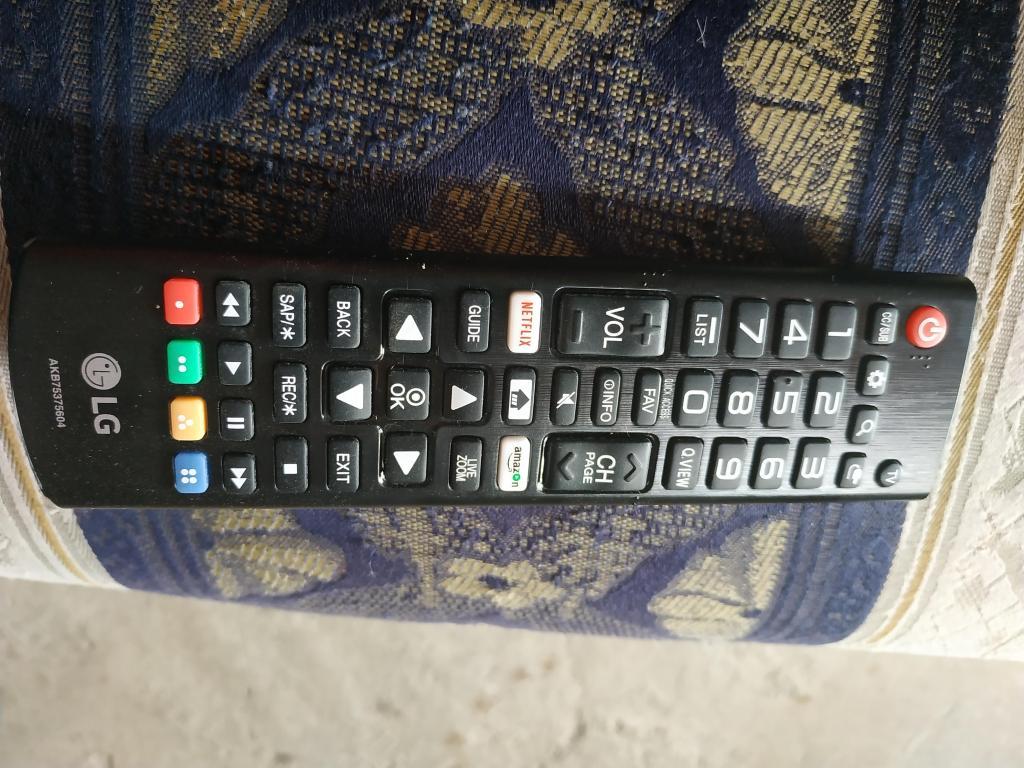Control remoto nuevo original del LG Smart tv de 32 pulgadas