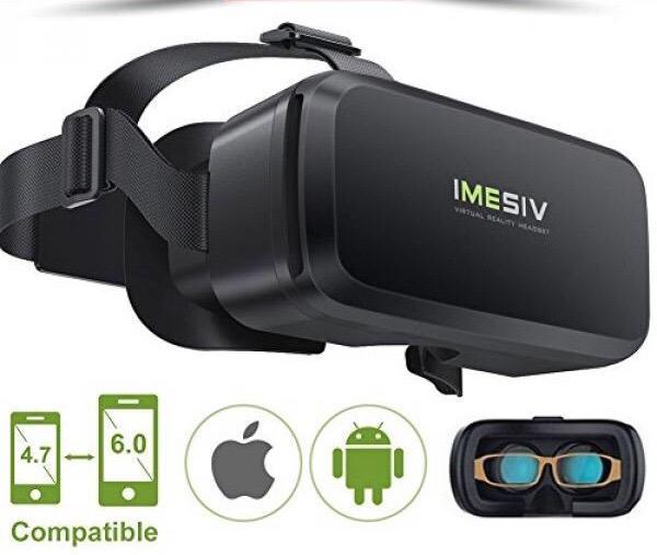 Gafas de Realidad Virtual + Control Remoto Bluetooth
