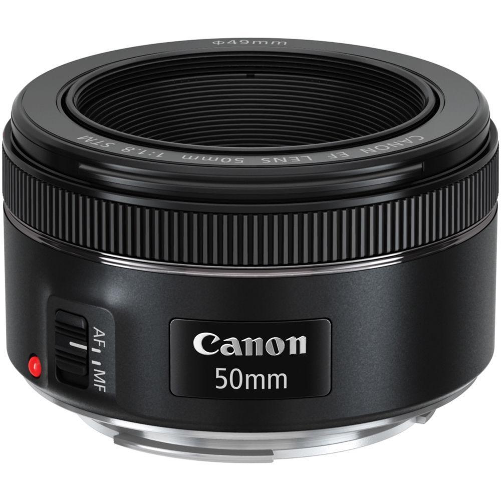 Lente CANON 50mm F1.8 el mas vendido !! para CANON T3 T3i T5