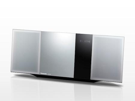 Minicomponente Panasonic schc39