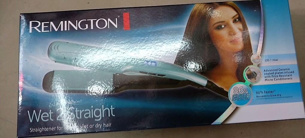PLANCHA REMINGTON ANCHA WET 2 STRAIGHT