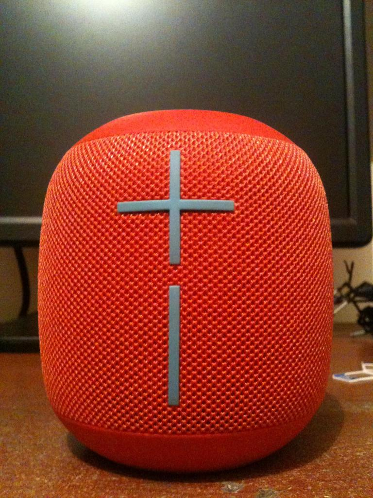 Parlante Bluetooth Inalambrico Ultimate Ears WONDERBOOM