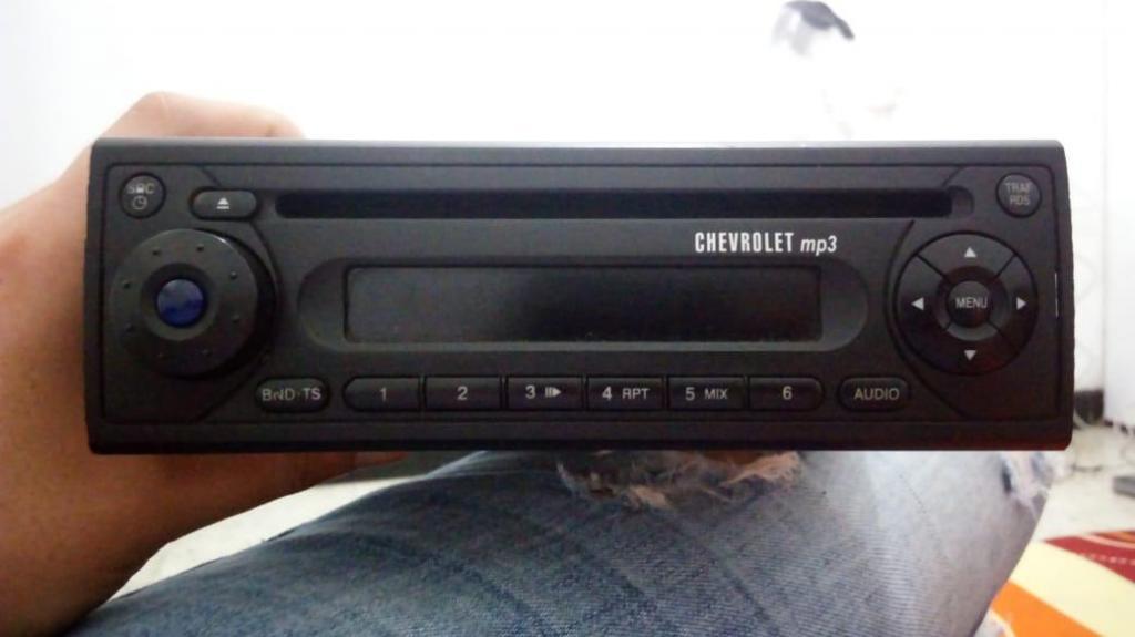 Radio para carro BLAUPUNKT MOD. MALAGA MP36