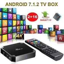 Sawpy X96 Mini Android TV Box 1GB 8GB Android 7.1 4K Smart
