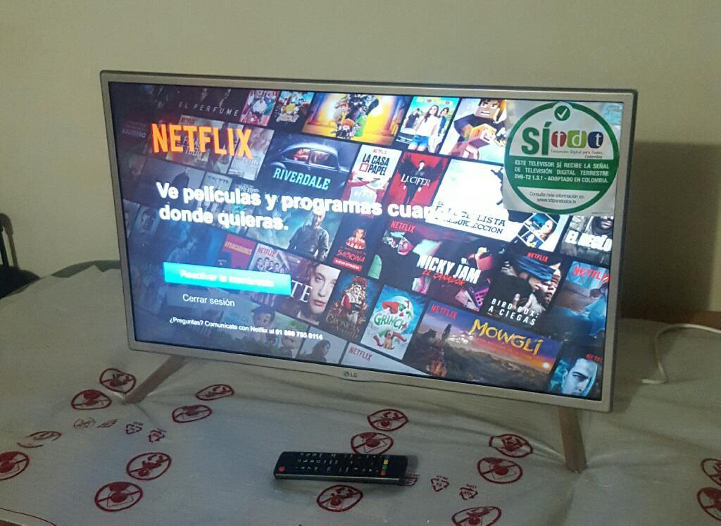 Smart Tv Lg Led' Full Hd, 32' Barato