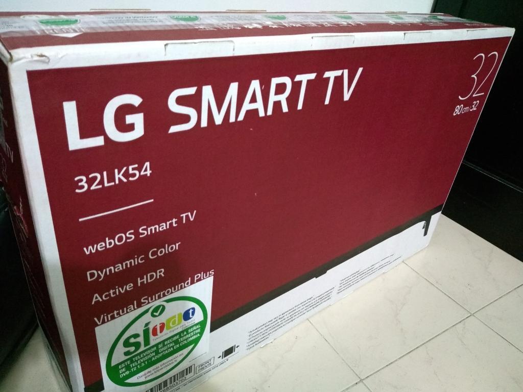 Televisor Lg Smart Tv 32 Pulgadas Nuevo