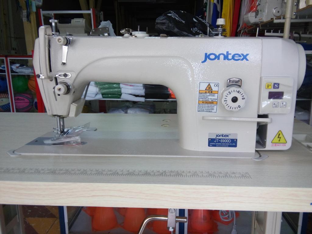 Maquina Plana Jontex Mecatronica Nueva