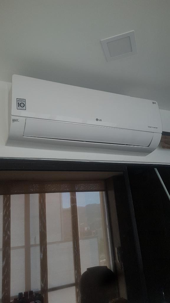 Oferta Aire Acondicionado Lg Inverter