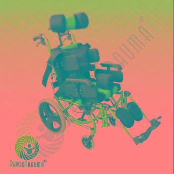 Se vende silla de ruedas neurológica basculable y