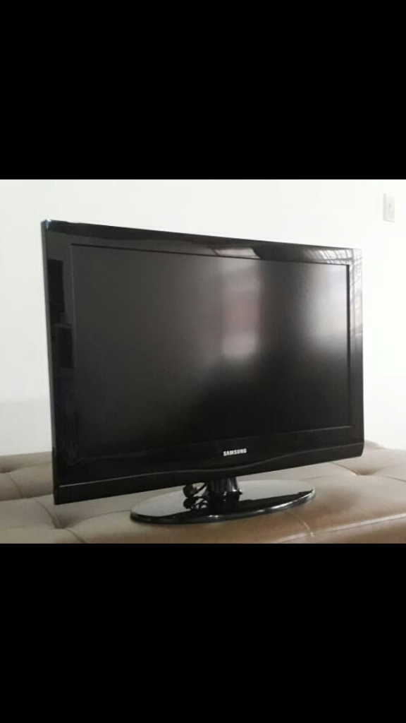 Vendo tv Samsung 32 pulgadas lcd en perfecto estado
