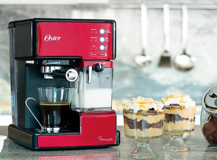 cafetera automatica para espresso, prima latte y cappuccino