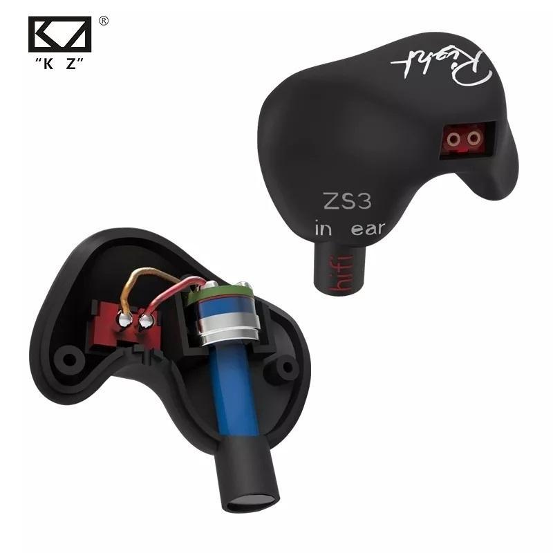 Audifonos Kz Zs3 Inear Monitoreo