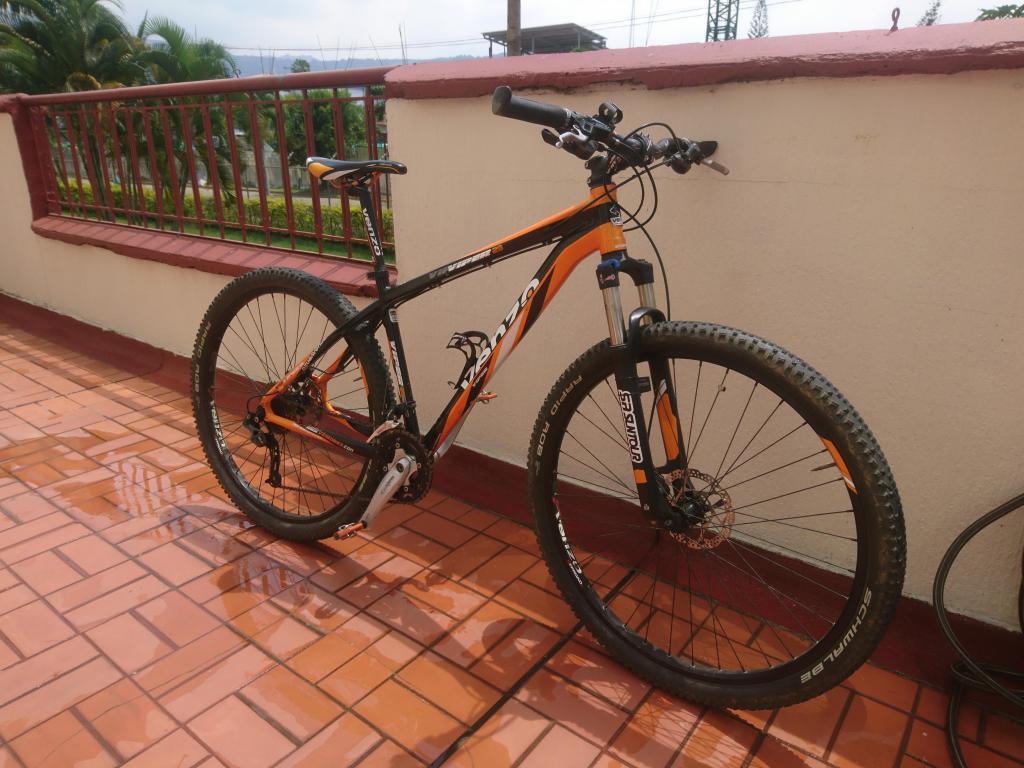 Bicicleta Venzo Viper Rin29 Slx