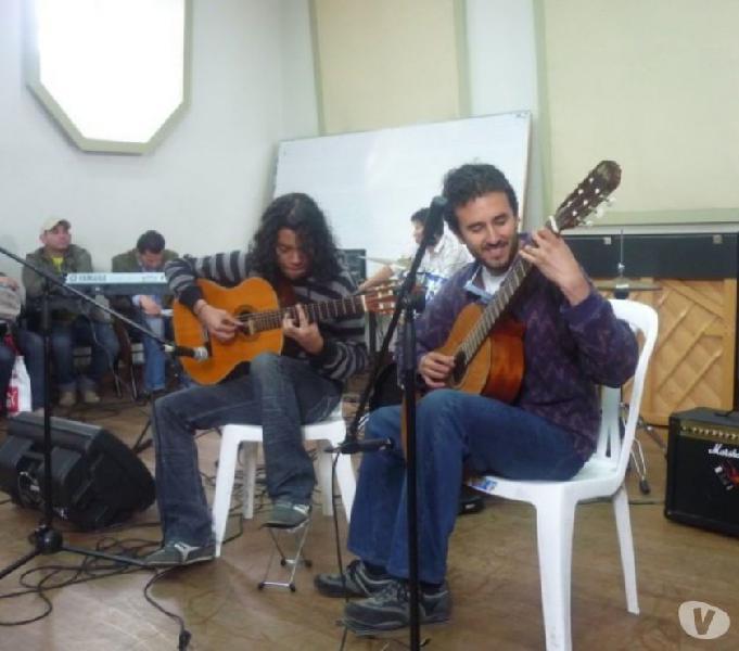 CLASES DE GUITARRA EN TUNJA
