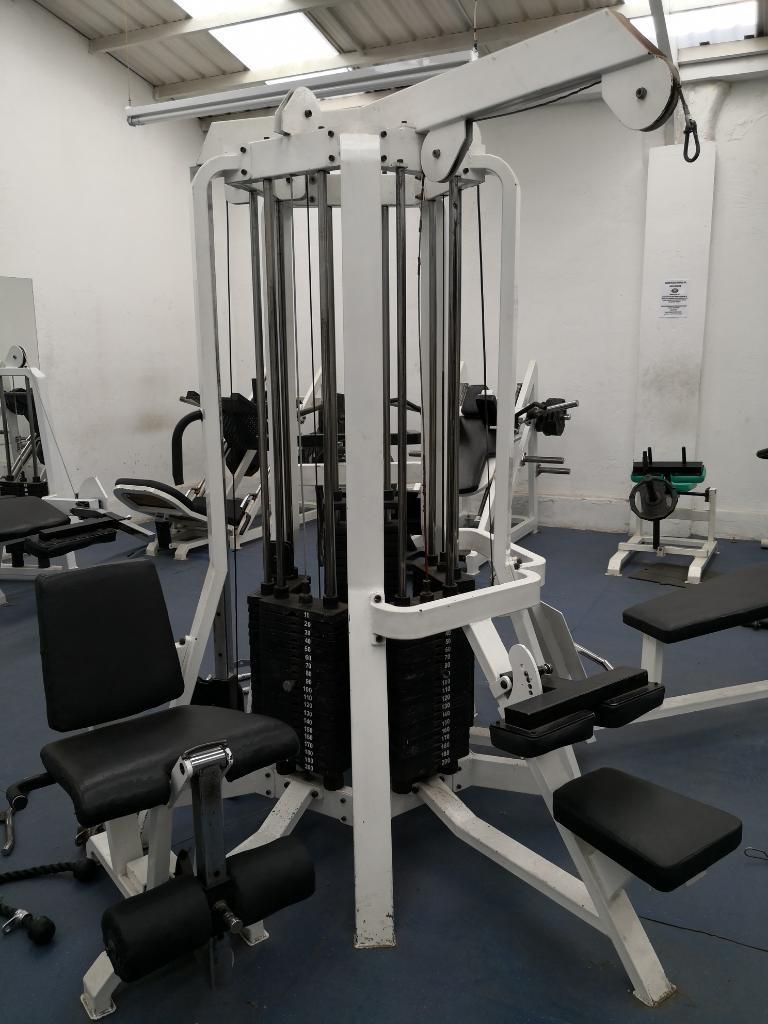 Venta de equipos de gimnasio servicio bogot posot class - Equipamiento de gimnasios ...