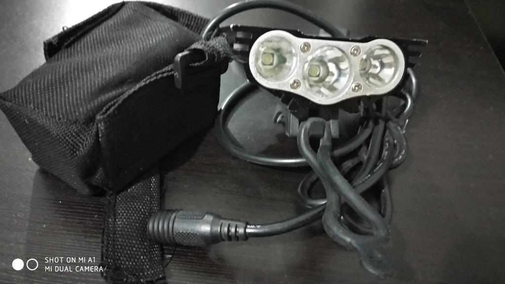 Luz X3 para Bicicleta