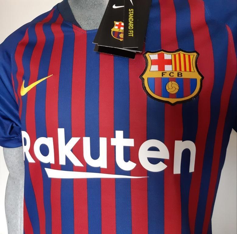 Nueva camiseta titular barcelona f39d76133b8