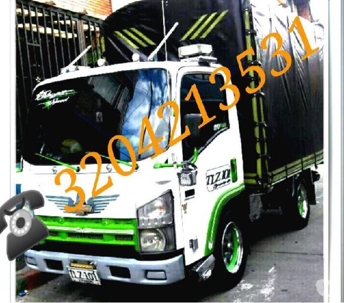 OFRESCO SERVICIO ACARREOS MUDANZAS PLINIO 3204213531