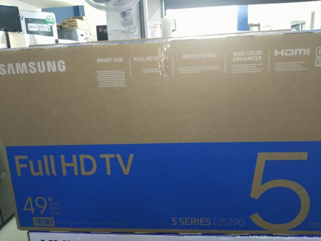 Oferta Tv 49 Samsung Smart para Estrenar