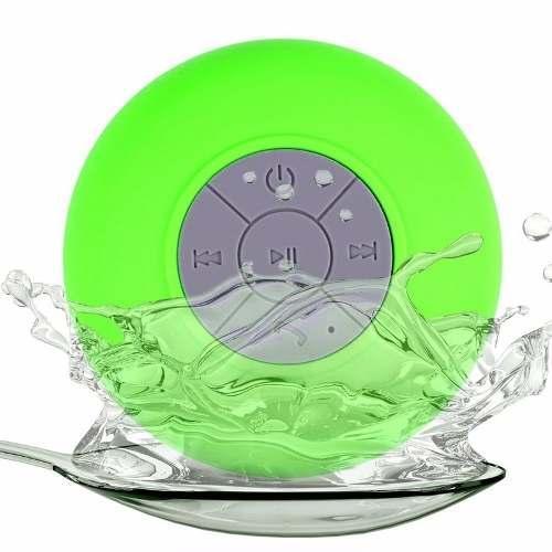 Parlante Ducha Bluetooth Resiste Agua Para tu Celular
