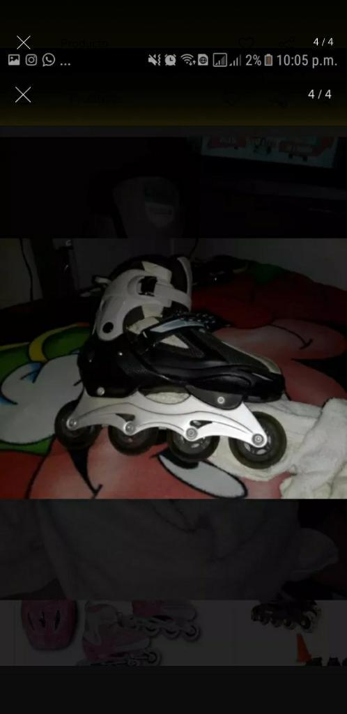 Patines Semiprofesionales Ajustables
