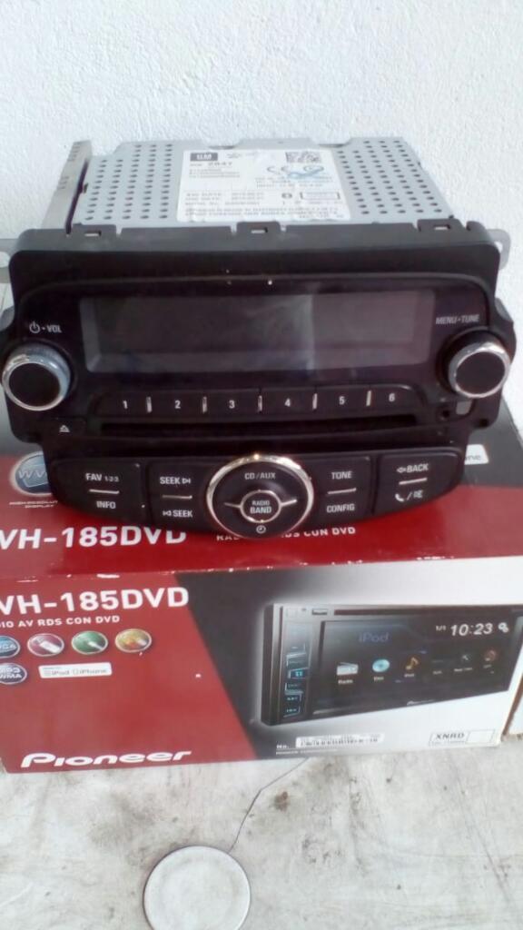 Radio Cd Mp3 Chevrolet Tracker