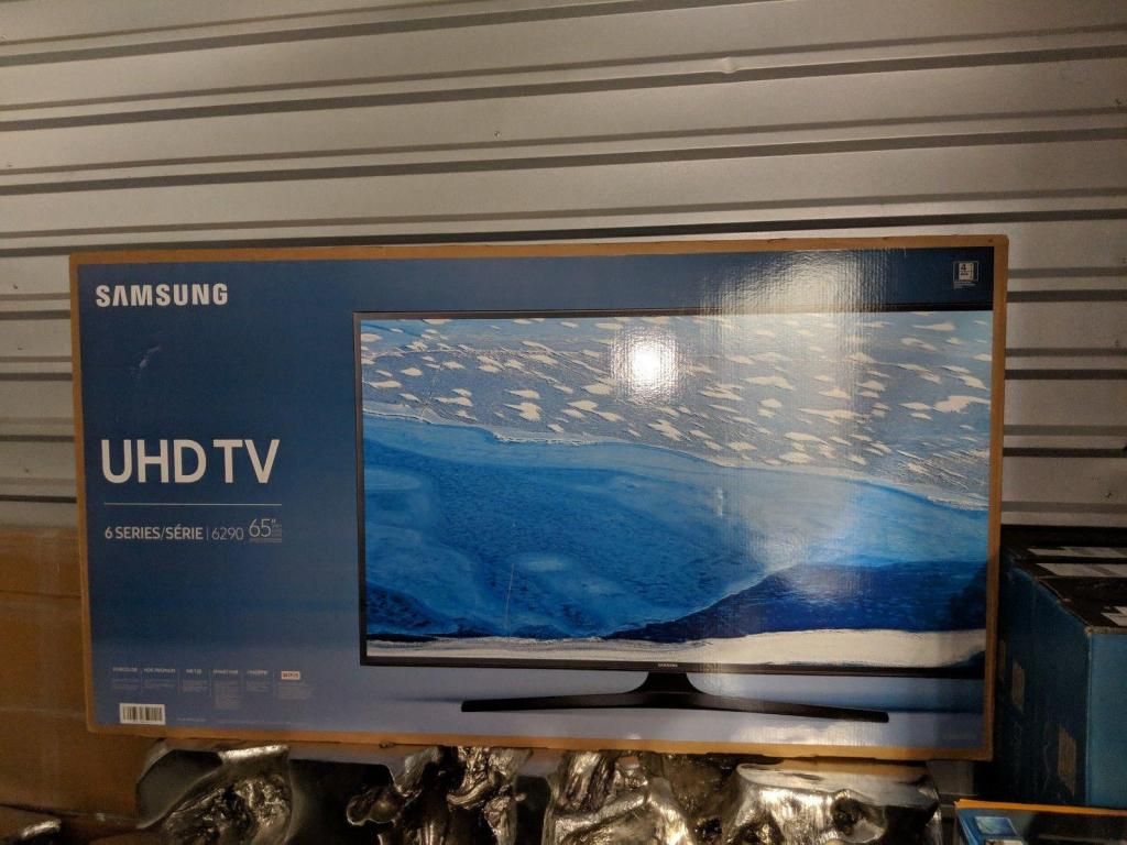 Samsung 65 pulgadas UHD LED TV