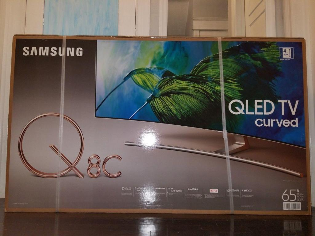 Samsung Q65F pulgadas QLED Smart TV