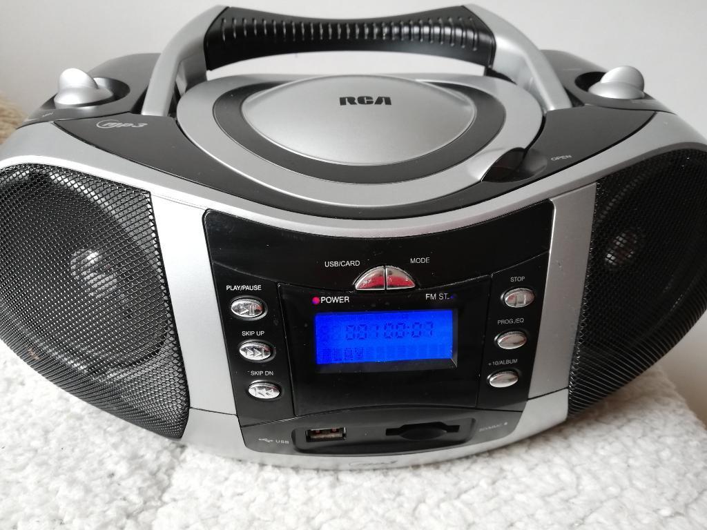 Se Vende Grabadora Rcd Radio,cd, Mp3 Usb
