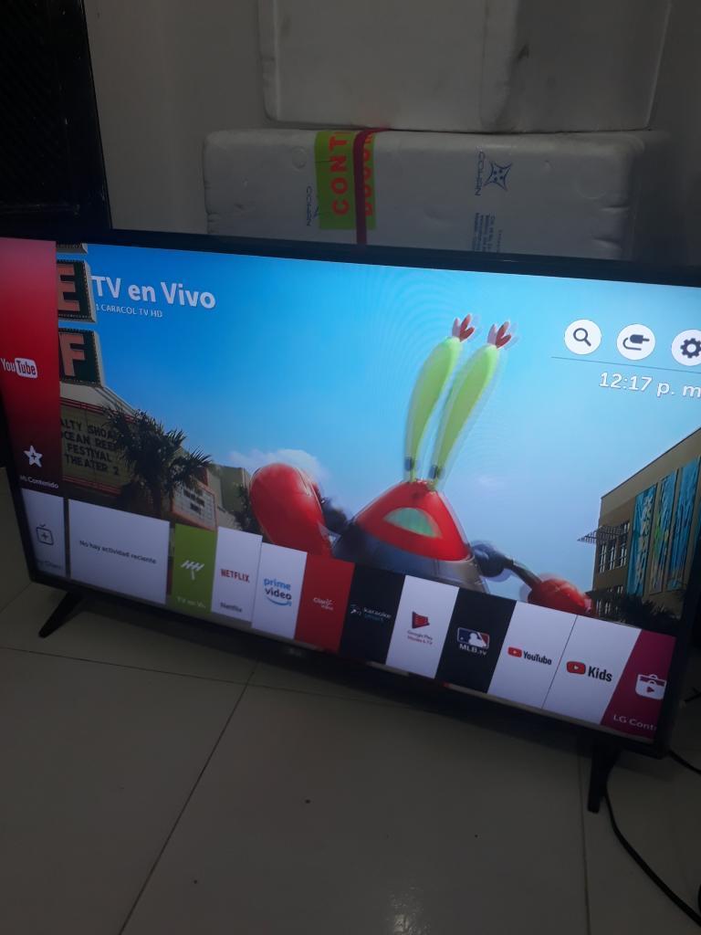 Smart Tv Lg Webos 43 Pulgadas