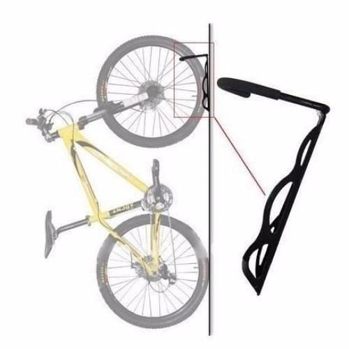 Soporte Base Gancho Pared Muro Bicicleta Colgar Vertical