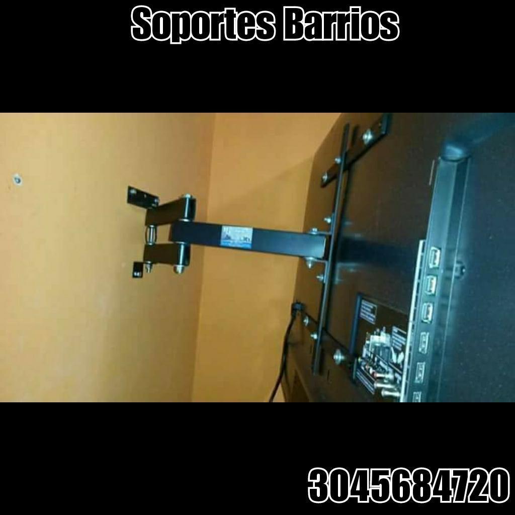 Soportes Y Repisas para Tv Barrios