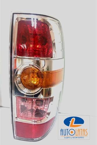 Stop Derecho Cromado Mazda Bt50 2010 Depo