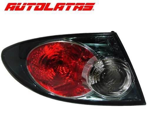 Stop Izquierdo Externo Oscuro Mazda 6 2007 A 2009 Tyc